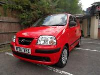 07 (07) HYUNDAI AMICA 1.1 GSI 5DR, ONLY 29,181 MILES FROM NEW