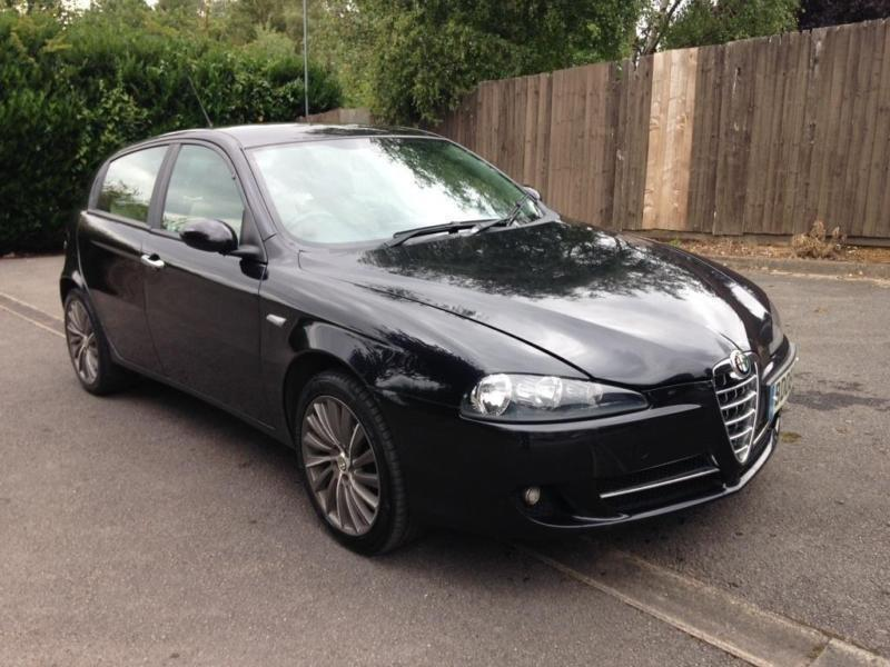 2008 alfa romeo 147 1 9 jtdm 8v collezione 5dr in small heath west midlands gumtree. Black Bedroom Furniture Sets. Home Design Ideas