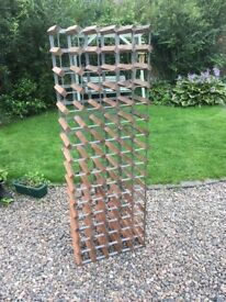 Wine rack bottle rack