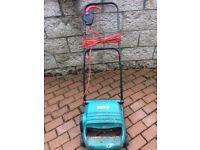 Bosch Lawnraker/scarifier