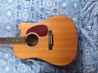 """Martin DC-1 ( D1 Not your typical Martin"""" )-Vintage Guitar Magazine"""