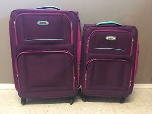 Luggage 2 pieces