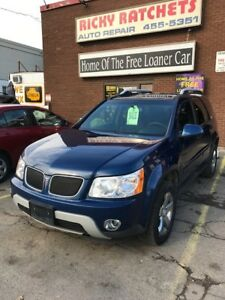 2008 PONTIAC TORRENT $5995 CERT!