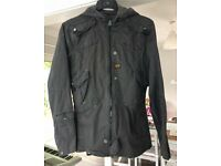 Men's G-Star jacket grey size M