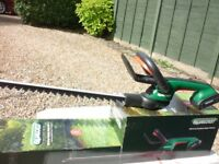 Qualcast New Cordless Li-ion Hedge Trimmer