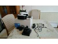 Playstation VR with 2 playstation move and camera