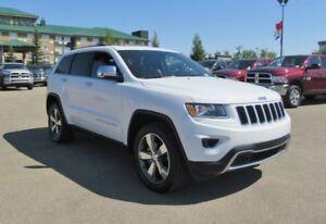 2016 Jeep Grand Cherokee Limited  w/ Sunroof, Nav