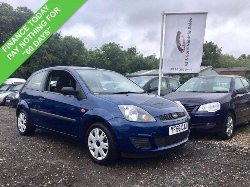 2006 56 FORD FIESTA 1.6 STYLE 16V 3D AUTOMATIC 100 BHP