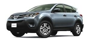 2014 Toyota RAV4 AWD LE UPGRADE PACKAGE