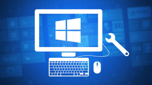 WINDOWS 10 HOME or PRO 32/64BIT-ONLY $35 INSTALLED-DONE SAME DAY