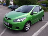 2008 MAZDA 2 TS2 1.3 GREAT FIRST CAR ELECTRIC WINDOWS PART EXCHANGE WELCOME