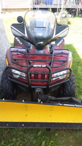 2012 arctic cat 550 Ltd less 300 kms