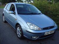 04 Ford Focus Ghia 1.6 petrol