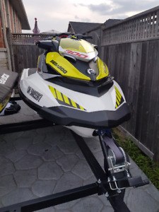 2016 Seadoo RXPX 300 3 Year Extended warranty!