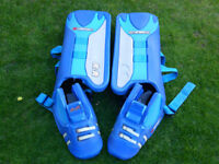 TK Hockey Goalkeeping Leg Guards and Kickers