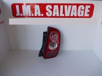 Nissan Micra O/S Tail Light 2003