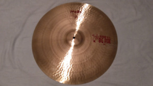 Cymbale Paiste 2002 Big RIDE 24 Ultra RARE SUP.CON(Drum, Cymbal)