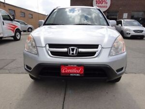 2003 Honda CR-V EX MODEL,LEATHER ROOF.ALL SERVICE RECORD
