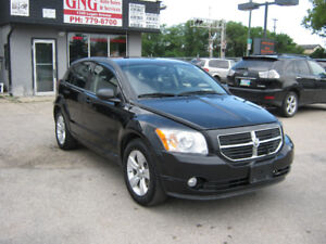 2011 DODGE CALIBER UPTOWN AUTOMATIC LEATHER $ 6995
