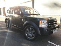 Land Rover Discovery 3 2007 2.7 TD V6 SE 5 door FULL SERVICE HISTORY, 2 OWNERS, 3 MONTHS WARRANTY