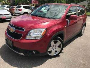 2012 Chevrolet Orlando LTZ| LEATHER|SUNROOF|LOADED