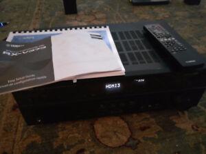 mint Yamaha RX-V373 5.1-Channel AV Home Receiver, 4 hdmi, 3d 4k