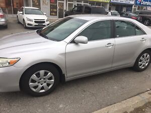 Available immediately great condition camry