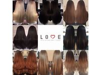 Hair extensions starting at £160 !!!!!
