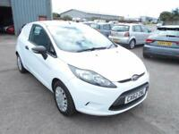 Ford Fiesta 1.6TDCi ( 95PS ) Stage V II 2011MY ECOnetic van