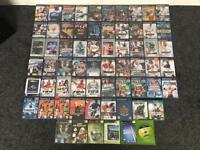 Ps2, Xbox one & original xbox games bundle