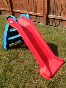 Little Tikes kids slide