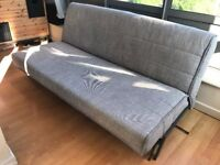 IKEA Karlaby 3 seater sofa bed and mattress for sale