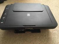 Cannon wireless printer and scanner