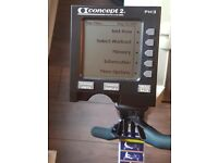 Concept 2 Model D pm3 excelkent condition