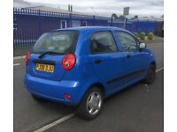 59k! 2008 1.0 Chevrolet Matiz taken in PX 5dr cheap tax/insurance excellent 48+ MPG long MOT £760PX?