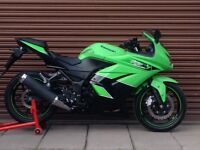 Kawasaki Ninja EX 250 Only 8123miles. Delivery Available *Credit & Debit Cards Accepted*