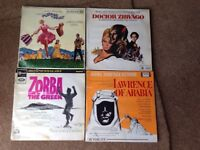 VINYL LPS ORIGINAL FILM SOUNDTRACKS