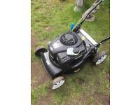 Macallister Petrol Lawnmower