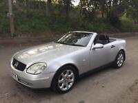 Mercedes SLK Low Mileage