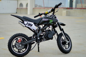 49CC POCKET DIRTBIKE!! GREAT FOR KIDS ** 905 POWER SPORTS**