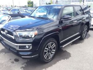 2016 Toyota 4Runner Limited 4x4 GPS+Cuir+Toit Ouvrant
