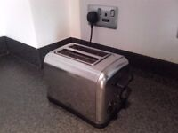 2-Slice Toaster - Stainless Steel