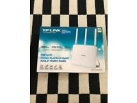 TP Link Wireless Dual Band Gigabit Router - Archer 9