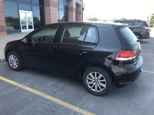 2011 Volkswagen Golf 2.5L - Manual shift - Low kms - $9,500