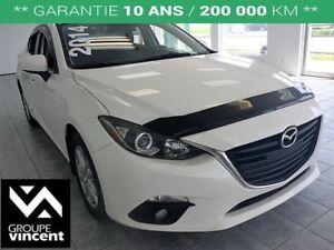2014 Mazda 3 GS-SKY**ÉCONOMIQUE**