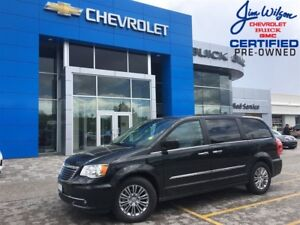 2016 Chrysler Town & Country Touring ROOF NAV DVD POWER DOORS LO