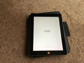 iPad 3 16gb wifi only. Leather cover included, with charger & lead. £100