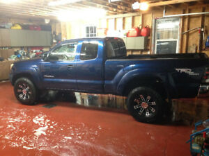 2007 Toyota Tacoma Trd offroad Pickup Truck
