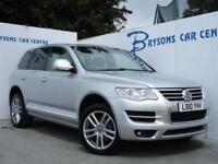 2010 10 Volkswagen Touareg 3.0TDI V6 DPF Auto Altitude for sale in AYRSHIRE