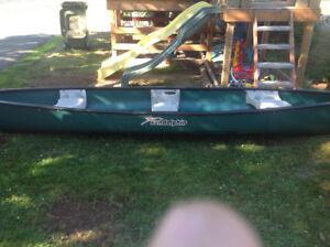 15.5 foot canoe
